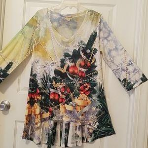 Christmas tunic